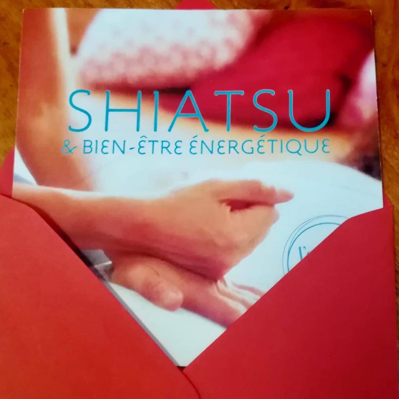 Offrez un soin bien-être SHIATSU.
